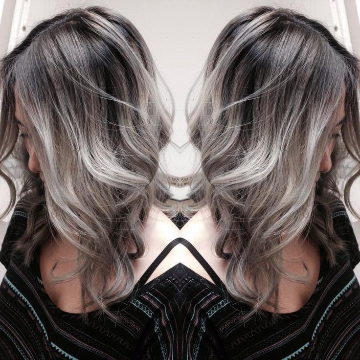 FORMULA: The Perfect Silver Color Melt | Modern Salon