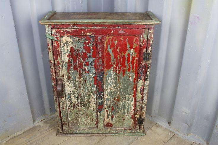 Funky Mini Wall Cabinet