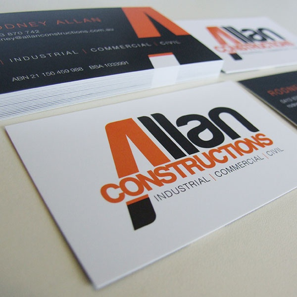 the 25 best construction business cards ideas on pinterest