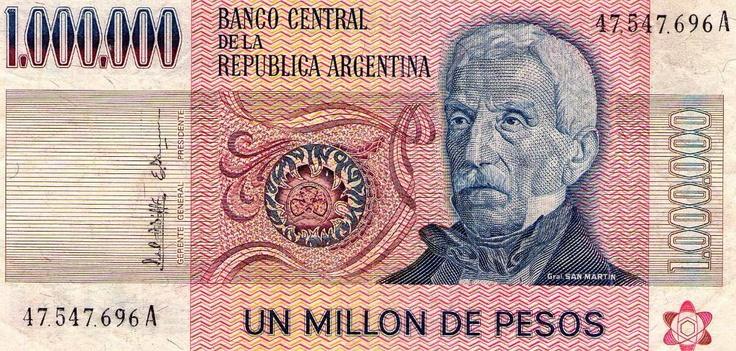 1 Million Pesos Argentina