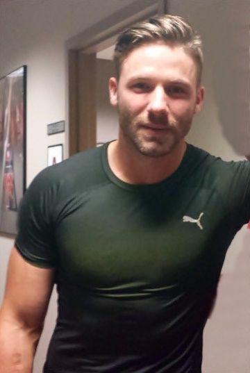 Julian Edelman Compression Tshirt Athletic hair style