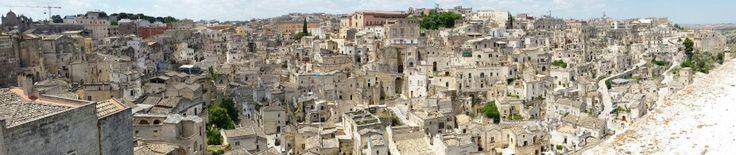 "Matera... ""stones town"""