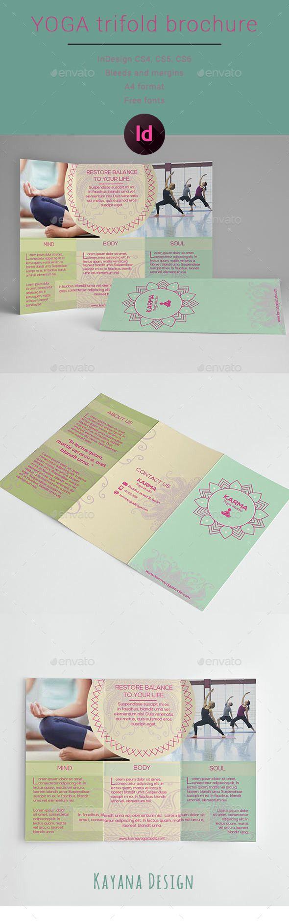 yoga brochure templates - best 25 yoga flyer ideas on pinterest flyer design