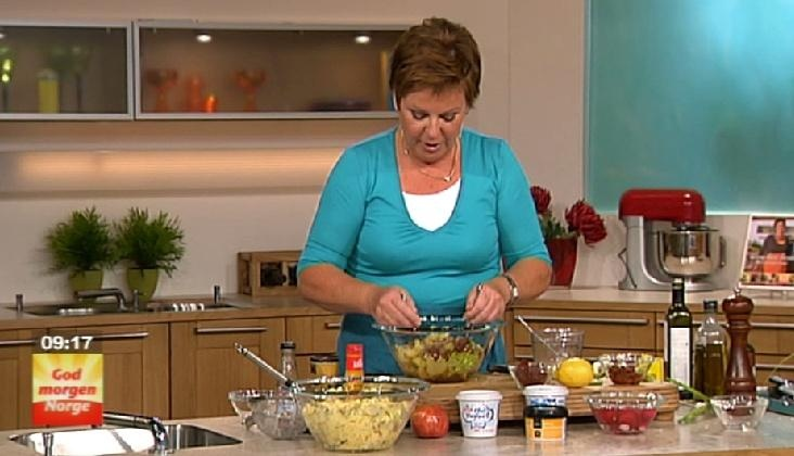 Potetsalat   Wenches kjøkken   God morgen Norge   TV 2