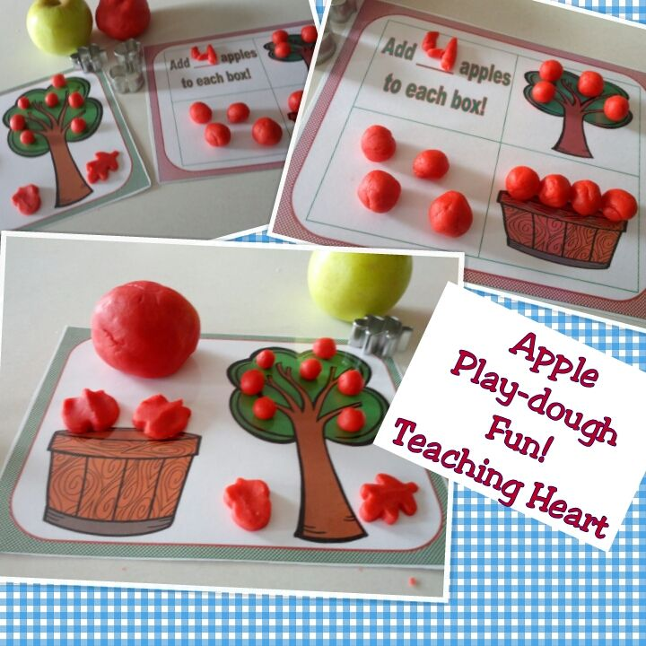 Apple Unit Theme - apple printables, lessons, ideas, poems, & more