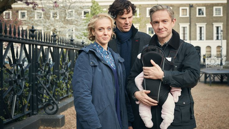 The mercurial Sherlock Holmes (Benedict Cumberbatch) is back once more on British soil, as Doctor Watson (Martin Freeman) and his wife, Mary (Amanda Abbington), prepare for their biggest challenge yet: becoming parents.