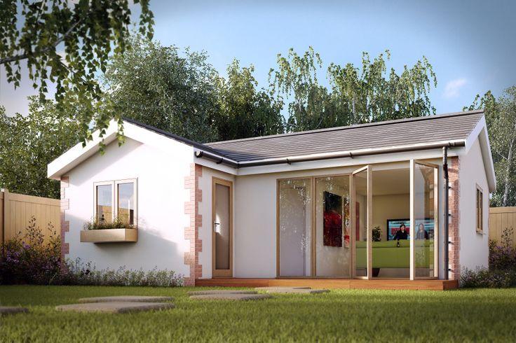 2 Bedroom Cottage House Plans