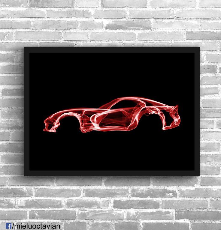 Dodge Viper  etsy.com/shop/octavianmielu