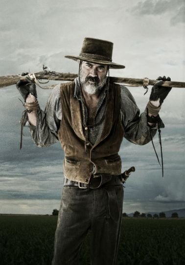 history channel texas rising | Jeffrey Dean Morgan as Deaf Smith. Photo-7383795.101066 - seattlepi ...