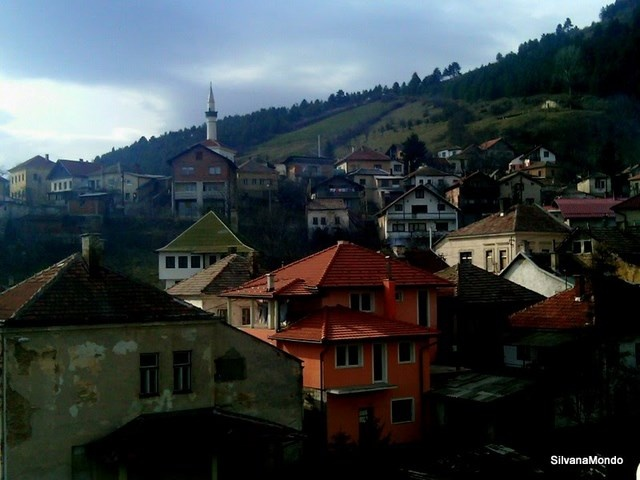 Beautiful view of Travnik, Central Bosnia (original photography)