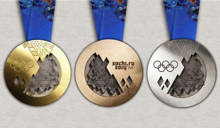 great medal design!