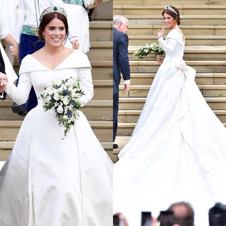 Pictures from the Royal Wedding (12th of October 2018)️ Congrats to Princess E…