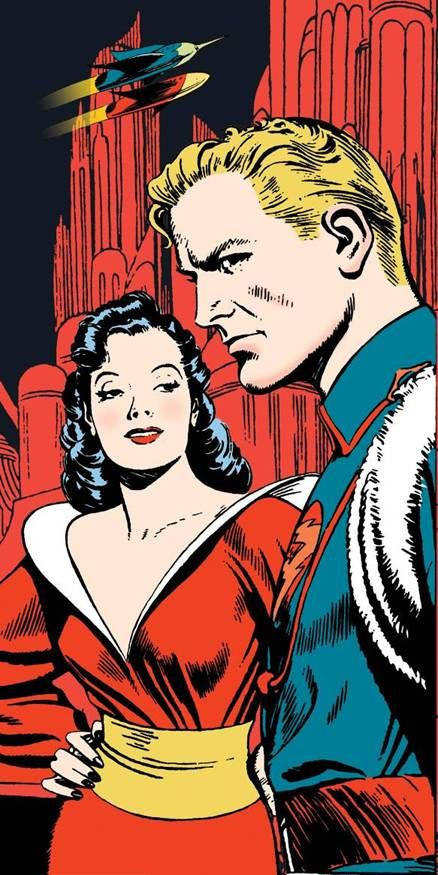 flash gordon comics - Google Search
