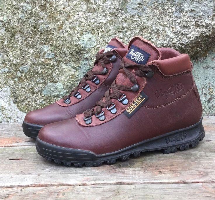 Vasque Women's Vintage Sundowner Gore-Tex hiking Boots Size 6.5  | eBay