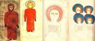 Conspiracy Feeds: UFO και εξωγήινοι στην αρχαία τέχνη σπάνιες φώτο ν...