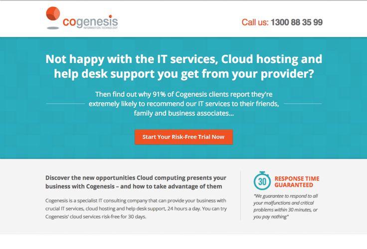 Cogensis http://www.cogenesis.com.au/itservices/index.html