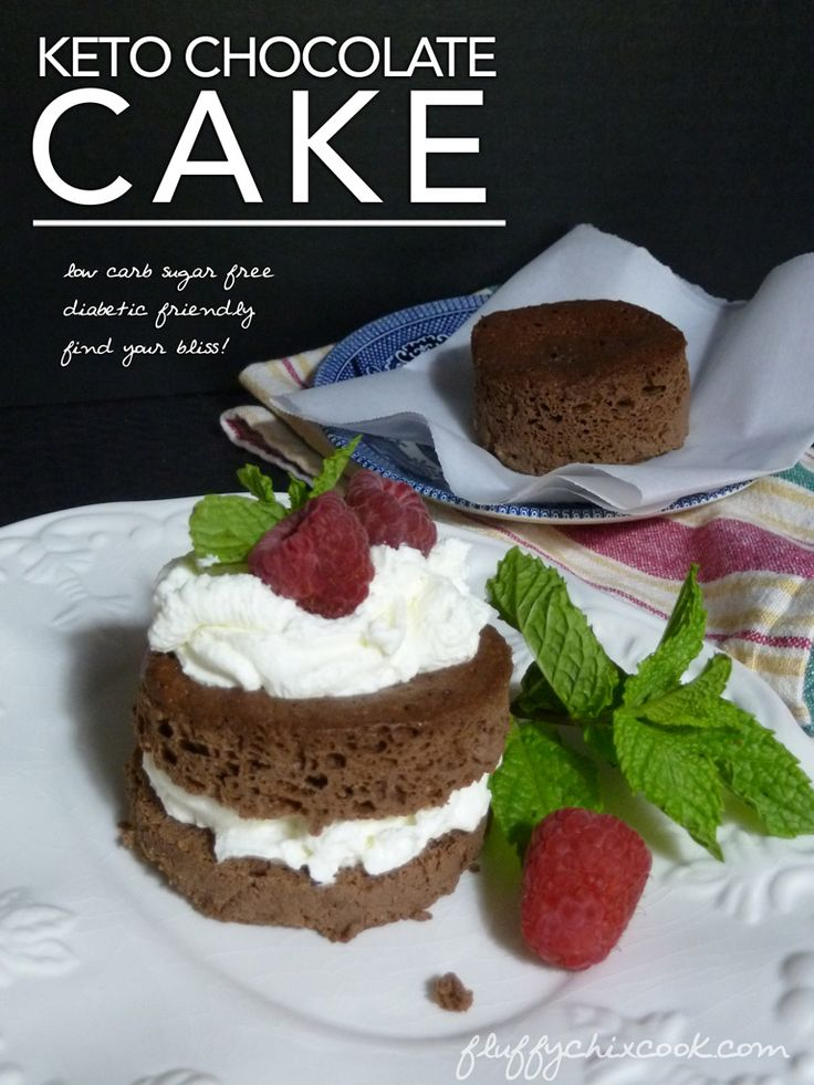 Low Fat Cakes Using Cake Mixes