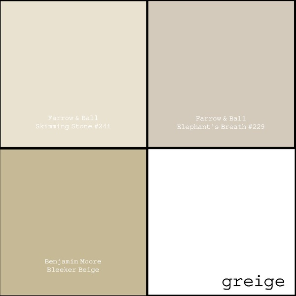Benjamin Moore And Farrow Ball Grey And Greige Paint Tones Pinterest Farrow Ball