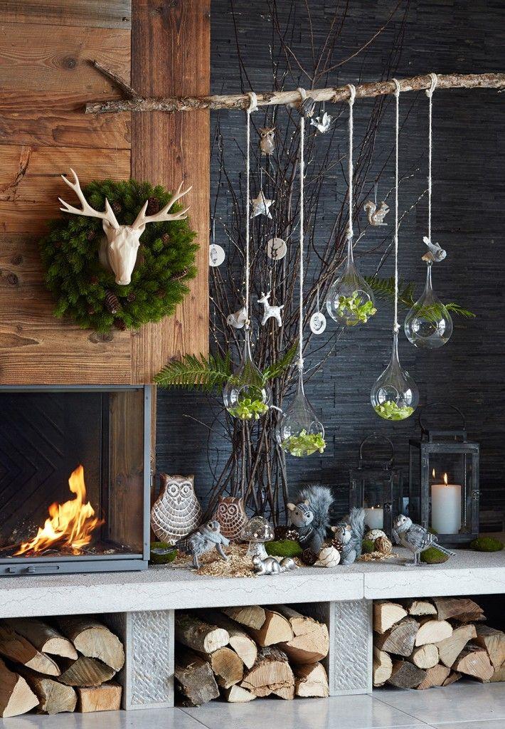 Déco de Noël DIY : adoptez les branches, 7 façons de faire ses décos de Noël…