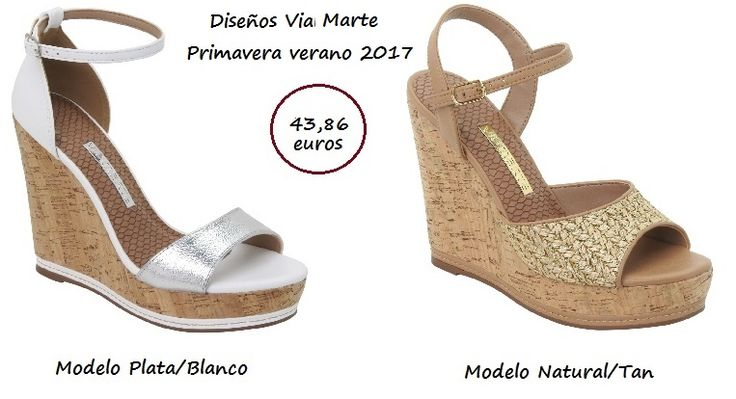 Sandalias ANABELA: Catálogo de precios y modelos - 2017 - zapatos ...