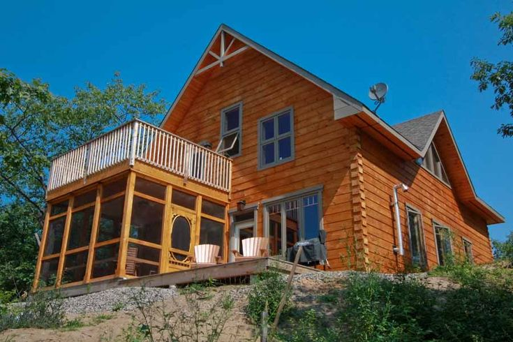 Whitewater Village - Private Luxury Cottages for Sale Near Ottawa, Ontario