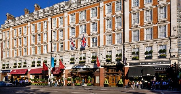 The Rubens At The Palace in London, England - Hotel Deals...
