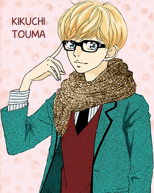 "heartythrills: "" Kikuchi Touma """