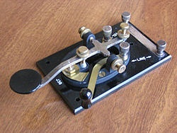 Morse code - Wikipedia, the free encyclopedia
