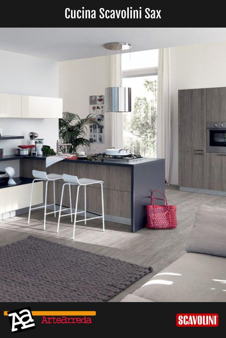 Cucina Scavolini Sax   Cucine Scavolini nel 2019   Cucina moderna ...