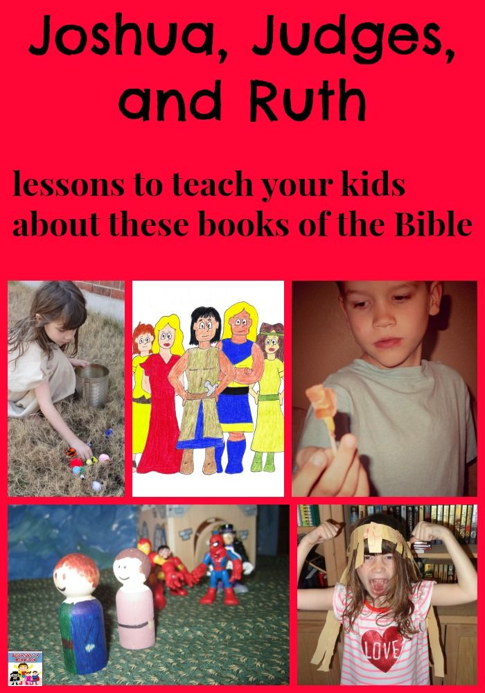 Ruth Bible Lesson for Kids - MINISTRY-TO-CHILDREN