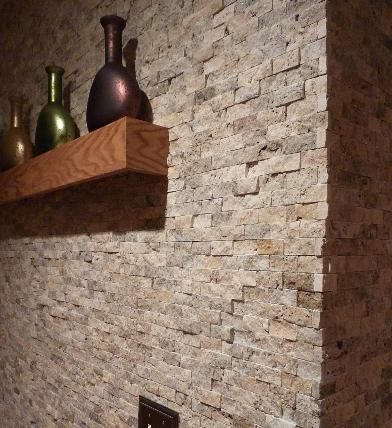 My stone wall.: Fireplace Stone, Google Search, Natural Stones, Stone Walls, Tile Wall, Stone Tiles, Fireplace Walls