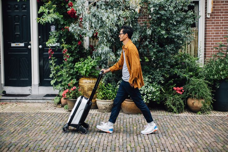 Bugaboo Aims to Reinvent Luggage With New Interlocking Suitcases