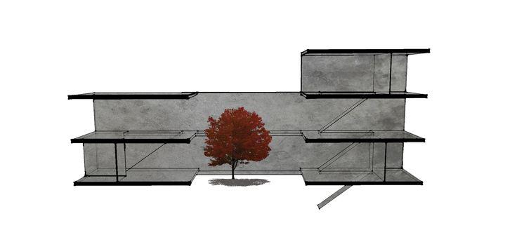 AT | new concept atrio house 4M