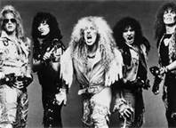 80's hair bands ~TWISTED SISTER~