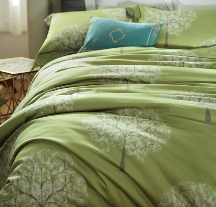 Elegant rustic bedding set adult teen,full queen king cotton 60s plant double home textile flat sheet pillow case quilt cover