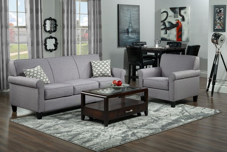 Living Room Furniture-The Ariel Collection-Ariel Sofa