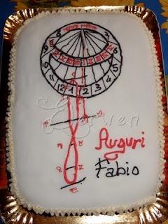 Ricette Annotate: Compleanno Fabio (Torta Meridiana)