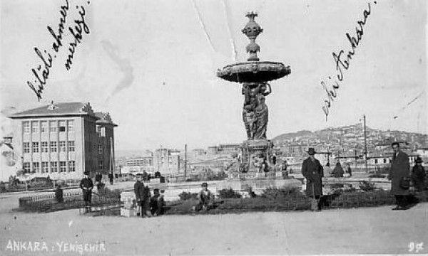 Kızılay - Havuzbaşı Eski Ankara Fotoğrafları 1