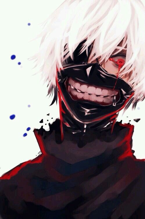Tokyo Ghoul - Kaneki Ken ~ I don't want to do this, but if it means protecting the ones I love, I WILL!! ~