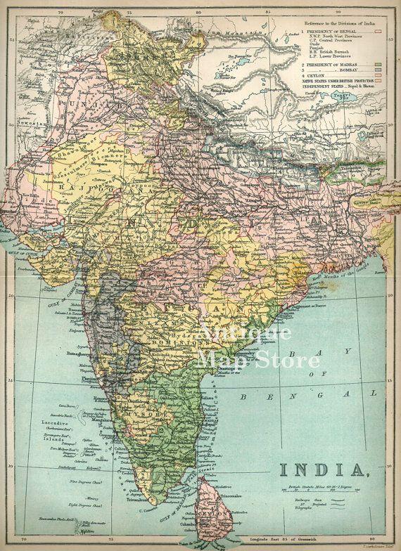 India Travel Map