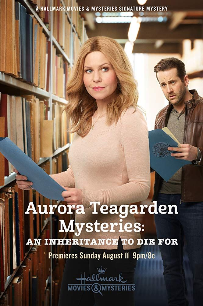 Movie Review An Inheritance To Die For An Aurora Teagarden