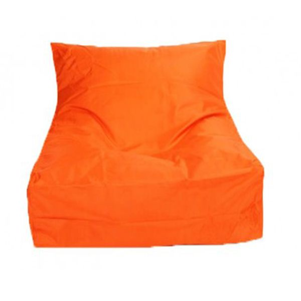 Outdoor Orange Bean Bag Chair | Tentyard Furniture|Bean Bag Chairs…  bean bag chair, orange bean bag chair, outdoor bean bag chair.
