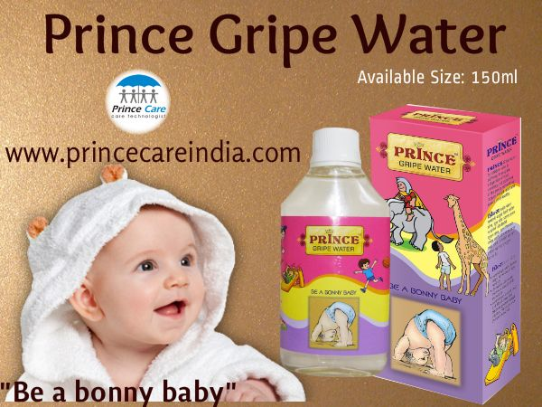 #PrinceGripeWater takes care of your child's health and keep them fit and healthy. #Children #BabyCareProduct Visit: http://bit.ly/2oX3aYZ