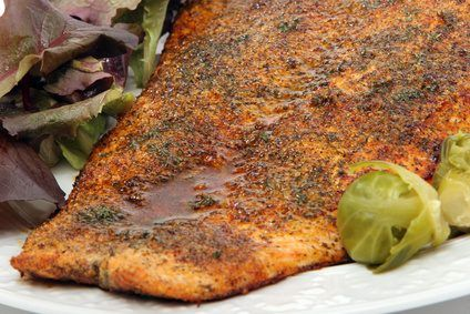 Red snapper is a white fish with a firm, meaty flesh that is very popular, and frequently available throughout the United States. Because it is a white fis