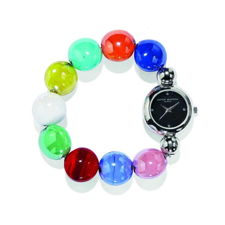 Audrey watch - Blooming Glass 2014 - Antica Murrina