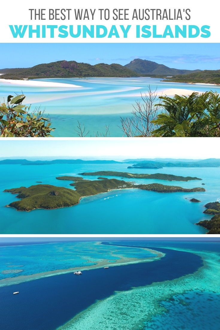 Why a Whitsundays scenic flight is a must-do in Australia