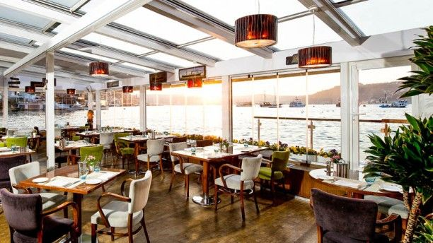Divan Brasserie İstanbul Asia  