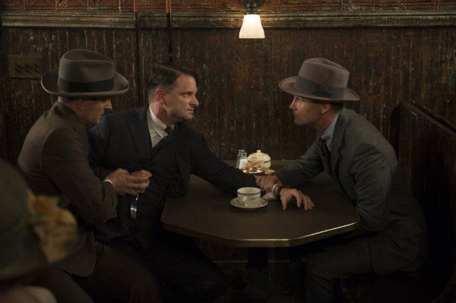 Still of Shea Whigham, Brian Geraghty and Jacob A. Ware in Boardwalk Empire (2010)