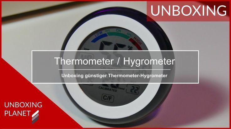 Unboxing Video mit günstigen Thermometer-Hygrometer mit LCD-Farbdisplay #unboxing #thermometer #hygrometer #günstig #lcdfarbdisplay