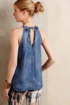 Coisas para fazer com jeans velho - Blog de Decoração - Reciclar e Decorar